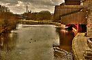 Eanam Wharf by inkedsandra