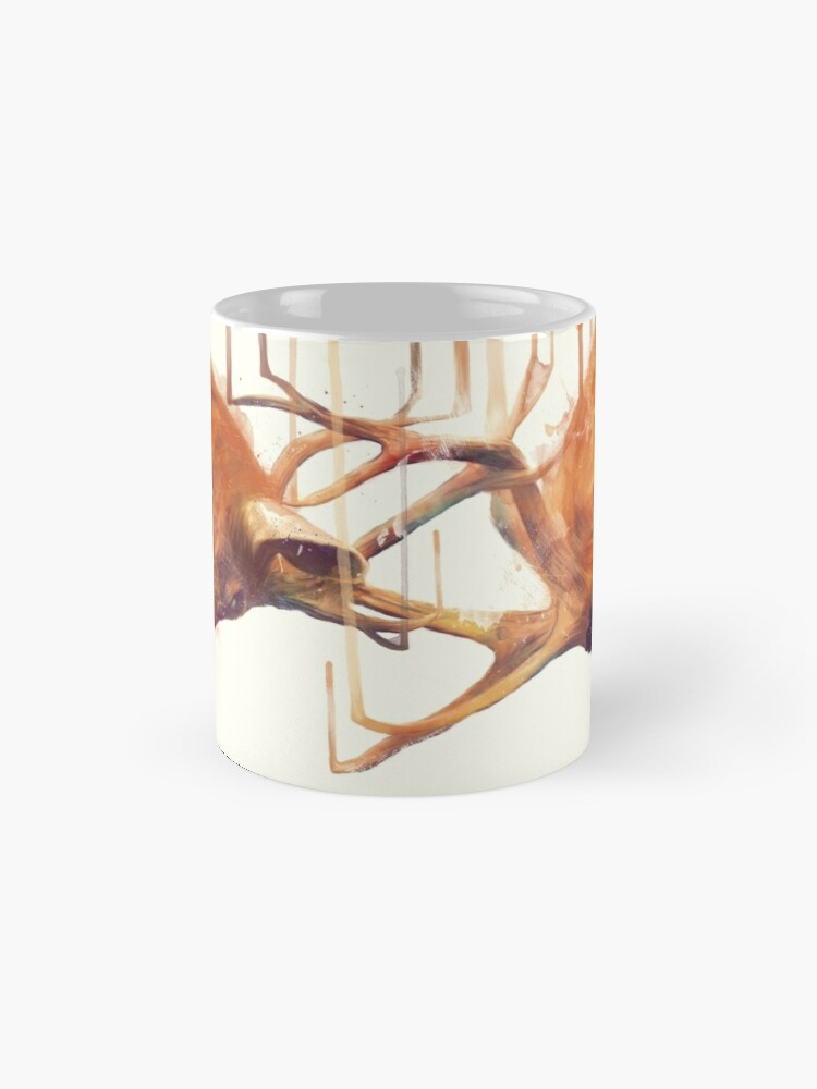Alternate view of Stags // Strong Mug