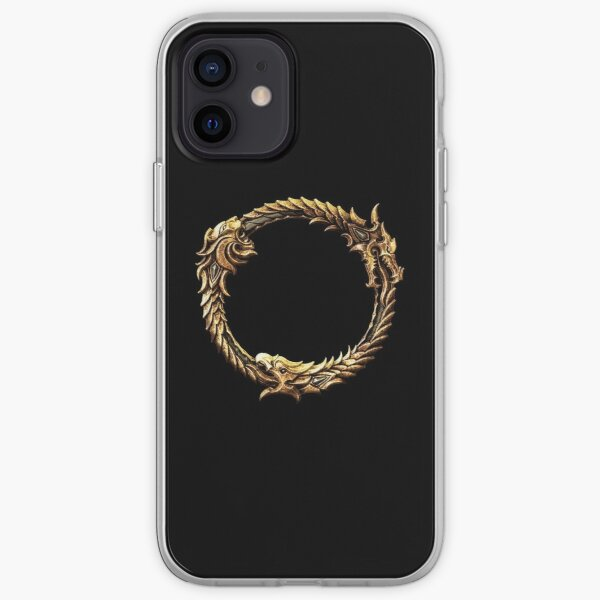 The Elder Scrolls Ring iPhone Soft Case