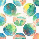 A thousand worlds by Liz Plummer