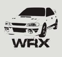 Subaru WRX GC8
