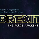 Brexit: The Farce Awakens by BethsdaleArt