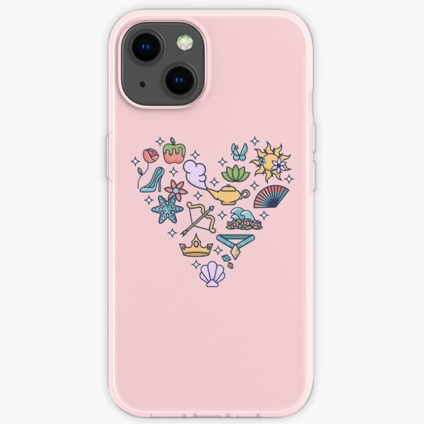 Princesses iPhone Soft Case