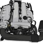 MX-5 / Miata BP18 Engine sticker by ArtyMotive