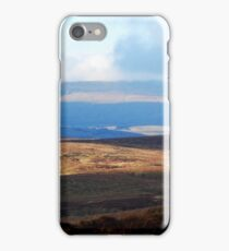 Ribblehead viaduct from Penyghent iPhone Case/Skin