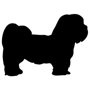 Lhasa Apso by Designzz