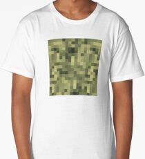 Micecraft camouflage Long T-Shirt