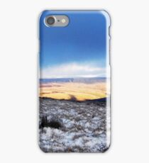 From Penyghent looking East iPhone Case/Skin