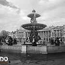 Fontaines de la Concorde by thekellychase