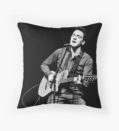 Multiinstrumentalist, composer and singer Throw Pillow