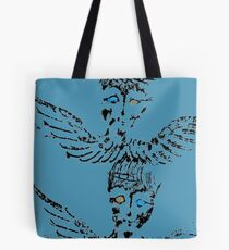 Abstract Angels Tote Bag