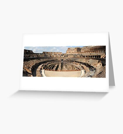 The Collessium Greeting Card