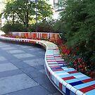 Abundant color to sit on by nealbarnett