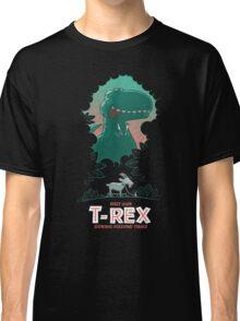 Visit our T-Rex! Classic T-Shirt