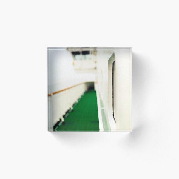 Onboard Acrylic Block