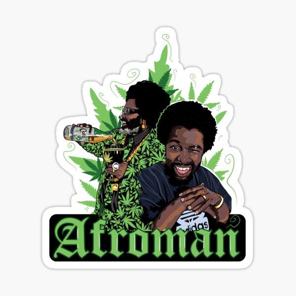 Afroman OG Sticker