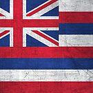Hawaii Flag by northshoresign