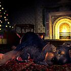 Christmas Eve Napping by kenmo