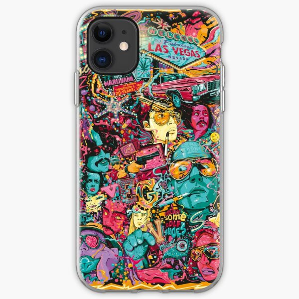 Fear and Loathing in Las Vegas iPhone Soft Case