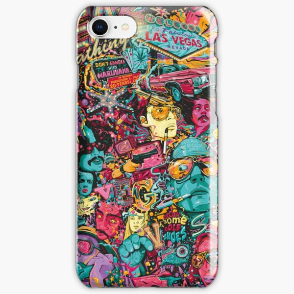 Fear and Loathing in Las Vegas iPhone Snap Case