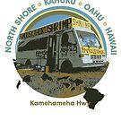 Famous Kahuku Shrimp Truck by northshoresign