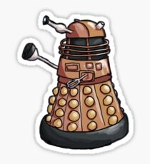 Dalek(s) Sticker