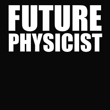 Future Physicist College High School Graduate Graduation by losttribe