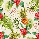 Pineapple Pattern by northshoresign
