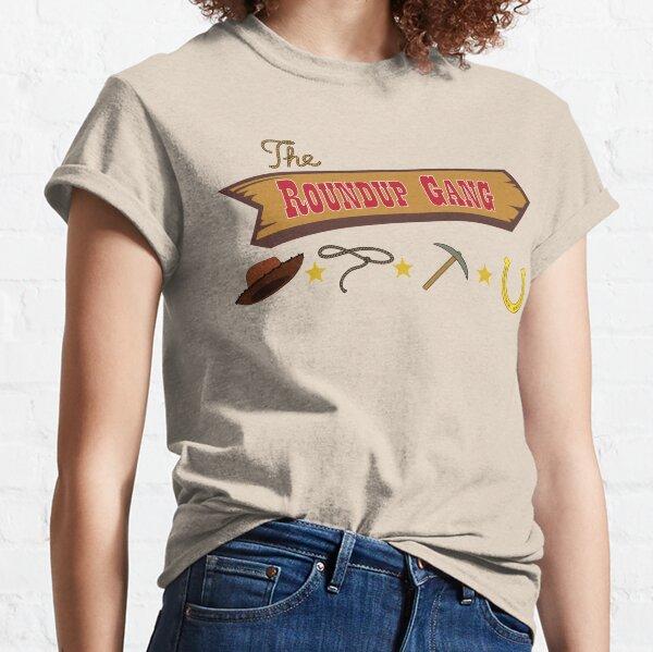 The Roundup Gang Classic T-Shirt