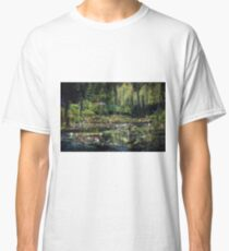 Monet's Lily Pond Classic T-Shirt