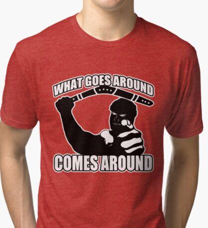 Boomerang t-shirt Tri-blend T-Shirt
