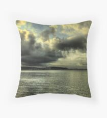 water attraction... Throw Pillow
