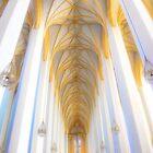 Germany. Munich. Frauenkirche. Interior. by vadim19