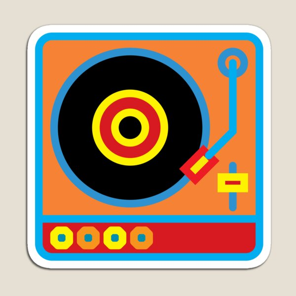 Turntable Magnet