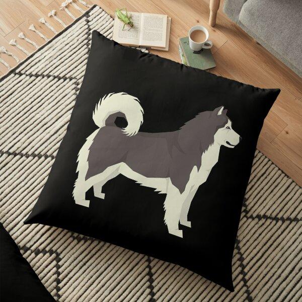Alaskan Malamute - Gift For Alaskan Malamute Owner Lover Floor Pillow