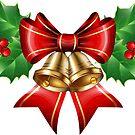«Campana de navidad» de Ange26