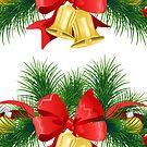 «Campanas de navidad» de Ange26