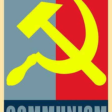 Communism For President by adjua