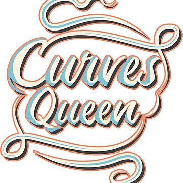 Curves Queen by portokalis