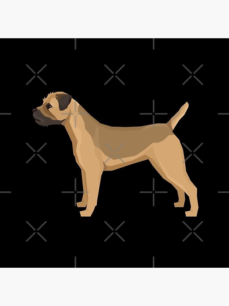Border Terrier - Gift For Border Terrier Owner Lover by dog-gifts
