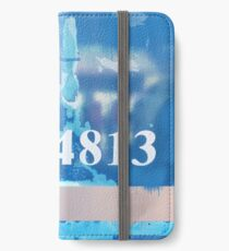 Vintage Railcar Decay  iPhone Wallet/Case/Skin