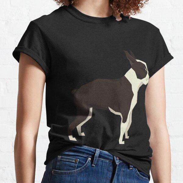 Boston Terrier - Gift For Boston Terrier Owner Lover Classic T-Shirt