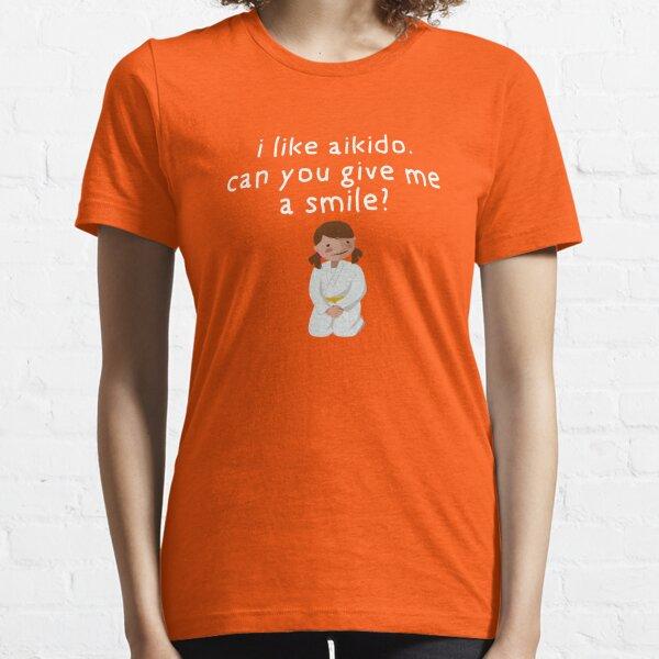 I Like Aikido.  Essential T-Shirt