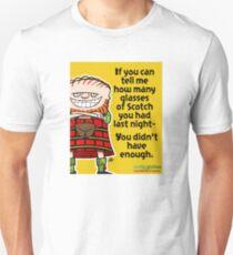 Scotty Wallace Scotch T-Shirt