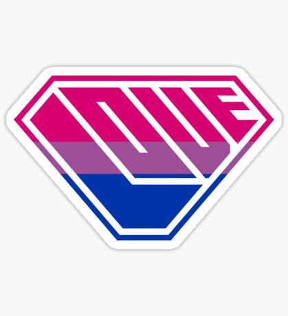 Love SuperEmpowered (Pink, Purple & Blue) Sticker