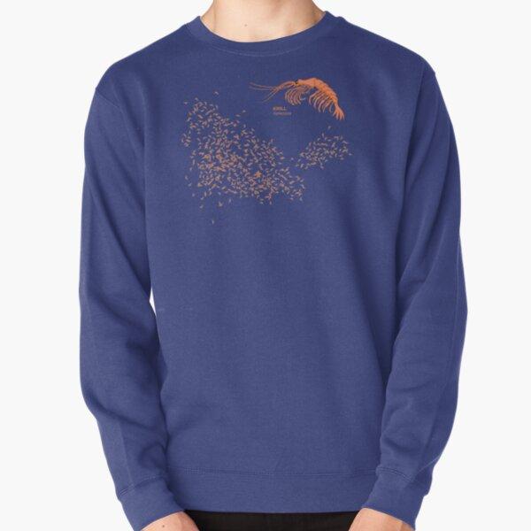 Krill Close-up Pullover Sweatshirt