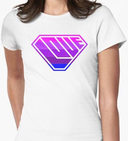 Love SuperEmpowered (Light Pink, Purples & Blue) T-Shirt