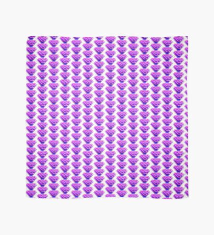 Love SuperEmpowered (Light Pink, Purples & Blue) Scarf