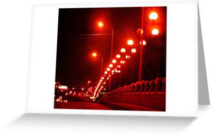 Night light by Regina  Kappelman