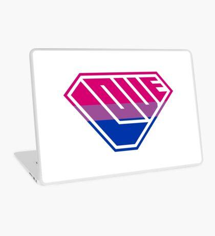 Love SuperEmpowered (Pink, Purple & Blue) Laptop Skin